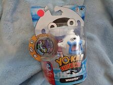 NEW HASBRO YOKAI WATCH Yo-Kai LEVEL 5 WHISPER WITH EXCLUSIVE MEDAL ACTION FIGURE