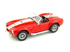 Welly 1/24 Scale 1965 Ford Shelby Cobra 427 S/C Red Diecast Car Model 24002