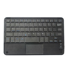 Keyboard Sans Fil Bluetooth Touchpad Pour Tous 17,8-25,4 Cm Tablette Android