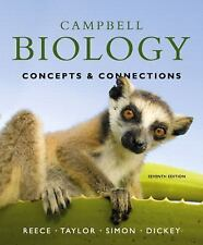 Campbell Biology : Concepts and Connections Seventh 7th Edition Pearson