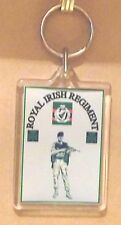 Royal Irish Regiment key ring..