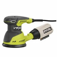 Ryobi Random Orbit Orbital Finishing Sander Corded Electric Sanding Power Tool