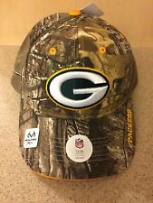 Green Bay Packers NFL Camouflage Realtree Baseball Hat Aaron Rodgers