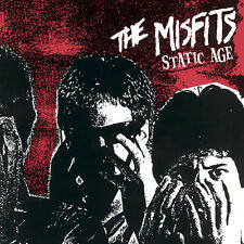 Misfits STATIC AGE Caroline Records NEW SEALED VINYL LP