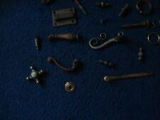 Vintage Door Lock, Hinges, Knobs, Handels,Floor Slide lock, Etc.