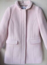 TARTINE ET CHOCOLAT BABY GIRLS PINK WOOL COAT 4 YEARS