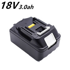batteria for  Makita BL1830 18V 3,0Ah Li-Ion 3000AH
