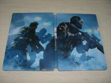 Mint PS4 Call of Duty Ghosts Steelbook COD FPS PS3 NO Game Replacement Case