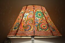 Indian Garden Peacock Pattern Lampshade/Floor Lamp shade/Light shade