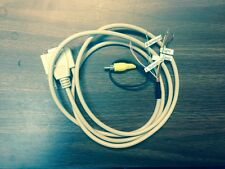 Bose Acoustimass 6 10 15 series I II III IV Subwoofer Reciever Cable Wires Link
