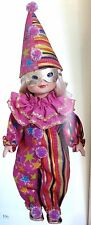 "Tonner ""LINDA McCALL ""SENDS IN THE CLOWNS ""doll NRFB vintage 10 inch doll"