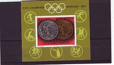 ROMANIA - SGMS3964 MNH 1972 OLYMPIC GAMES MUNCHEN - GOLD/SILVER MEDALS