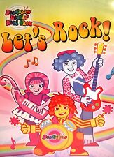Doodlebops Rockin Road Show Let's Rock! DVD Confidence Teamwork Kids Cartoon New