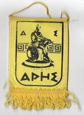 ARIS THISSALONIKI BASKETBALL CLUB GREECE OFFICIAL SMALL PENNANT