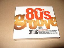 80's Groove Eighties Groove 3 cd  (2003) Box Set New And Sealed