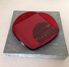 JAPANESE CHERRY BARK WORK HANDMADE LACQUER tray 7.5x7.5