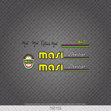 01213 Masi Prestige Bicycle Stickers - Decals - Transfers