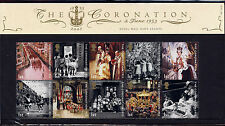 GB 2003 50th ANNIVERSARY of CORONATION PRESENTATION PACK No.347