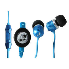 ABLE PLANET TRAVELER'S CHOICE SOUND ISOLATION EARPHONES (BLUE)/WORLD WIDE SHIP!