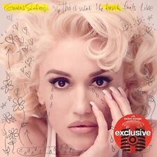 This Is What The Truth Feels Like Deluxe Target Exclusive Gwen Stefani CD