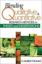 Blending Qualitative and Quantitative Research Methods in Theses Disse-ExLibrary