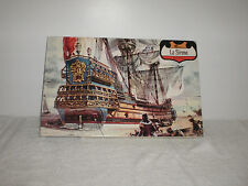 Vintage Mini Craft La Sirene Museum Quality Model Ship Kit # 724 - New In Box -