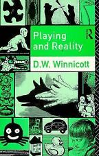 Routledge Classics: Playing and Reality by D. W. Winnicott (1982, Paperback)