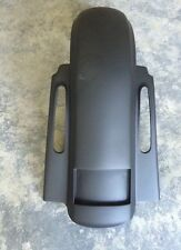 Harley Cvo Style Stretched Rear Fender No Exhaust Cutouts Touring Bagger,