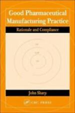 Good Pharmaceutical Manufacturing Practice: Rationale and Compliance