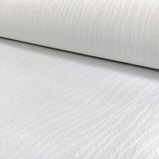 AS Creation Blanco Papel Pared Pintable Cuerda Estampado Con relieve