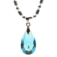Crystal Necklace Cosplay 1PC New of Anime For SAO Sword Art Online Heart of TO