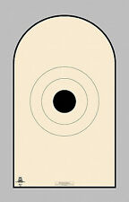 """AP-1 [AP1] Official NRA Bianchi Cup Practice Targets [23"""" x 35""""] (100 targets)"""