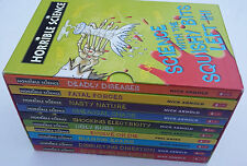 Horrible Science Boxset of 10 Books - Complete Collection Set