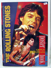 "1990's ROLLING STONES Pin-Up Poster Book-20 prints 12""x16"" (FW-PosterBook-10)"