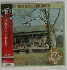 The soul Children-Genesis Japon shm MINI LP CD OBI nouveau! ucco - 9549