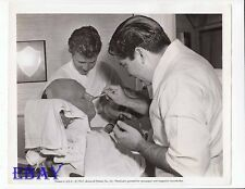 Buddy Westmore make-up man Agnes Moorehead VINTAGE Photo The Lost Moment