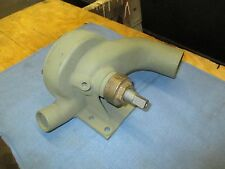 PIERCE ARROW   EIGHT WATER PUMP 33 TO 38 - SAND BLASTED- CHECKED FOR CRACKS
