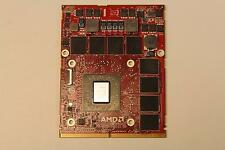 DELL ALIENWARE HD5850M M15X ATI 1GB VIDEO CARD K6654 109-B96131-00 BROADWAY PRO