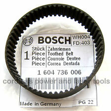 Bosch Drive Belt for PBS 60 A E AE Sander Original Part 1604736006 1 604 736 006
