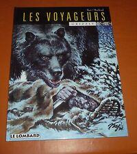 Kas - Les voyageurs 2  - Grizzly - Le Lombard