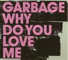 Maxi CD - Garbage - Why Do You Love Me - #A1892