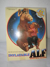 "NEW IN BOX NRFB INFLATABLE ALF TOY 42"" TALL IMPERIAL TOY 1987 GR8 4 CHRISTMAS!"