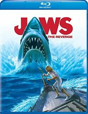JAWS 4 : THE REVENGE  - BLU RAY - Region free