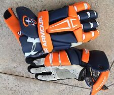 UNDER ARMOUR COMMAND PRO CUSTOM FCA NATIONAL HS LACROSSE GLOVES - SIZE L