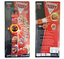 Disney Pixar Cars Mcqueen Toy - Kid Child Electronic Digital Display Wrist Watch