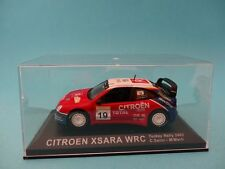 CITROEN XSARA WRC #19 - CARLOS SAINZ - RALLY TURKEY 2003 - 1/43 NEW IXO ALTAYA