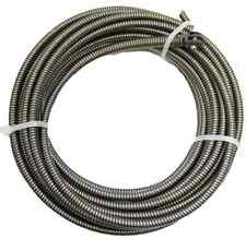 NEW 100-Ft Drain Auger Cable Replacement Cleaner Snake Clog Pipe Sewer Cleaner