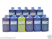 11 Quart Pigment refill ink for Epson Stylus Pro 7900  9900 Wide-format printer