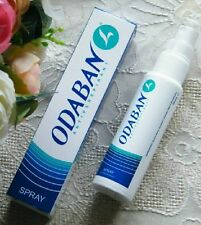 ODABAN Antiperspirant Spray 30ml New in box Free Shipping