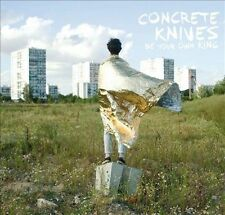 Be Your Own King [Digipak] * by Concrete Knives (French) (CD, Oct-2012, Bella...